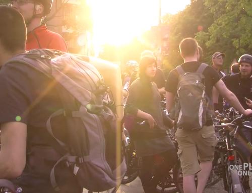 Stadt auf Rädern – jeder gegen jeden? (Video)