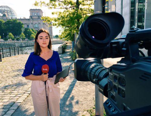 Aus dem Arbeitsleben einer ukrainischen Korrespondentin in Deutschland