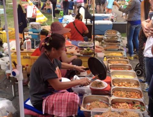 Kulinarisch spannend, rechtlich fragwürdig: Die Thaiwiese zwischen Kult und Kommerz