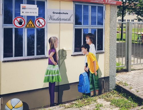 Steigende Schülerzahlen: Wustermark unter Druck