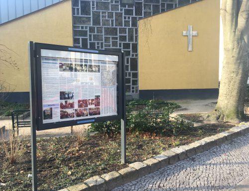 Antisemitismus in Friedenau – und eine Frau, die sich den Rechten entgegenstellt