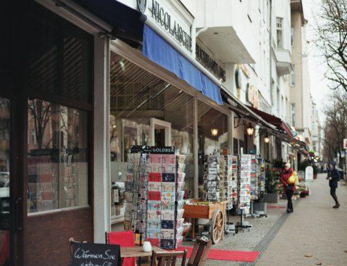 Friedenau: Die Rheinstraße im Wandel