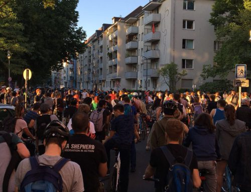Die Critical Mass – Fahrrad-Politik ohne Führung?