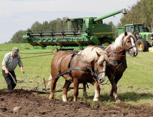 Die neue Generation Landwirtschaft
