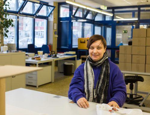 Janinas Alltag auf dem zweiten Arbeitsmarkt