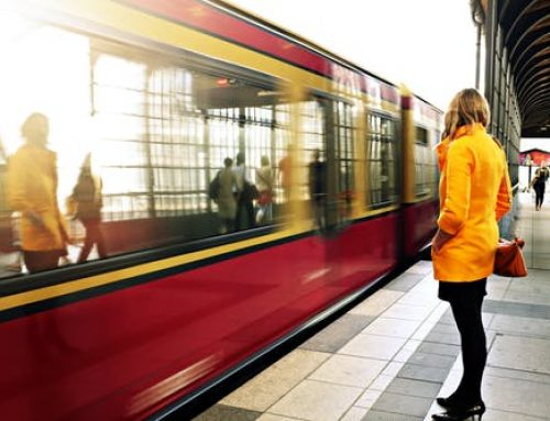 Was tun in der U-Bahn? (Audio)