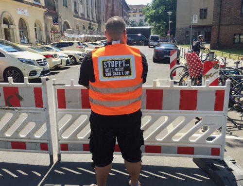 Taxi-Streik: Duell zwischen Tradition und Innovation