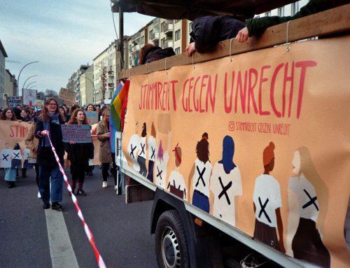 Stimmrecht Gegen Unrecht: Barrierefreier Feminismus aus Berlin