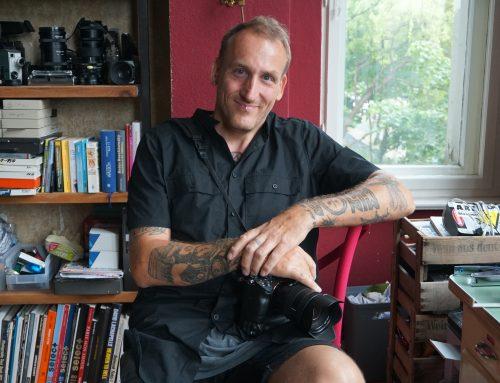Künstler in der Corona-Krise: Ein Interview mit dem Fotografen Markus Nass