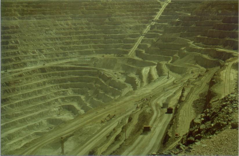 Música e imágenes de mi tierra :) Chuquicamata