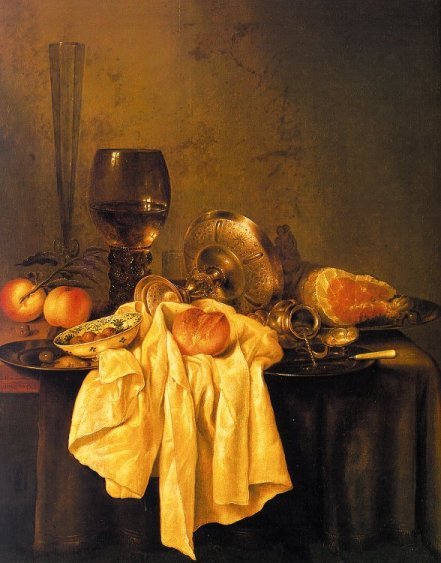 Willem Claesz. Heda, ca. 1594-1682, 1651, Vaduz, Liechtenstein