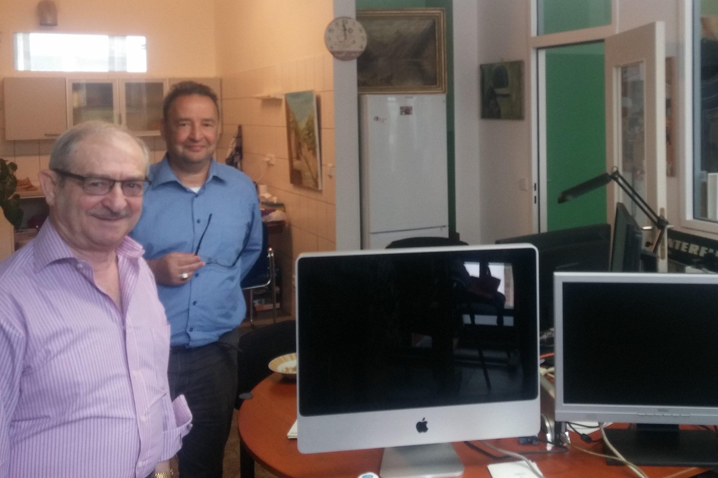 Medienbrücke zwischen Orient und Okzident