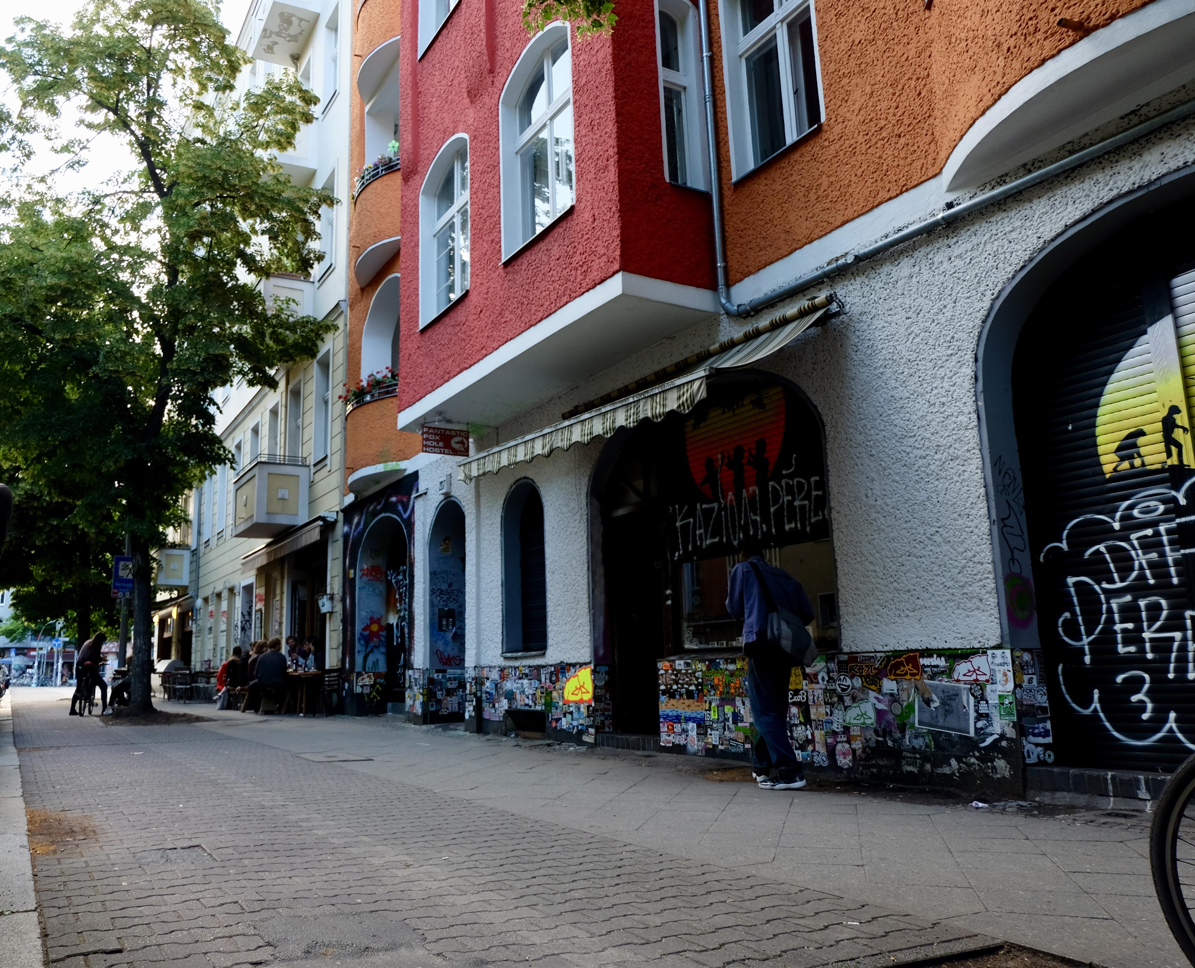 Häuserkampf heute: Streit um Neuköllner Hostel