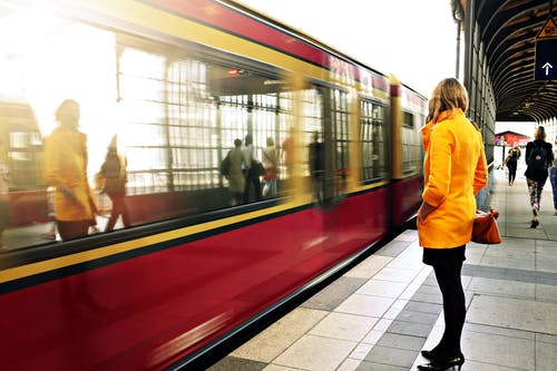 Was tun in der U-Bahn? (Audio)