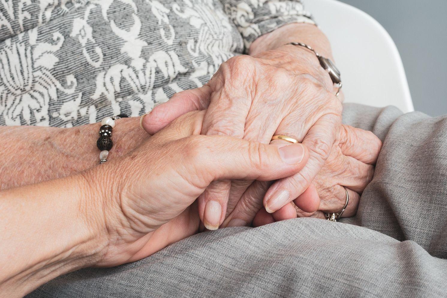Zeitwert – Ehrenamt im Hospiz
