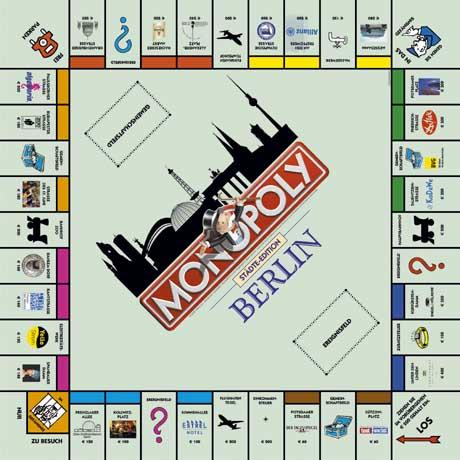 Parkstraße Monopoly